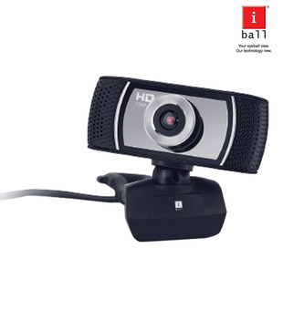 iBall Face2Face HD 12.0 Webcam