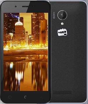 Micromax Canvas Spark Q380