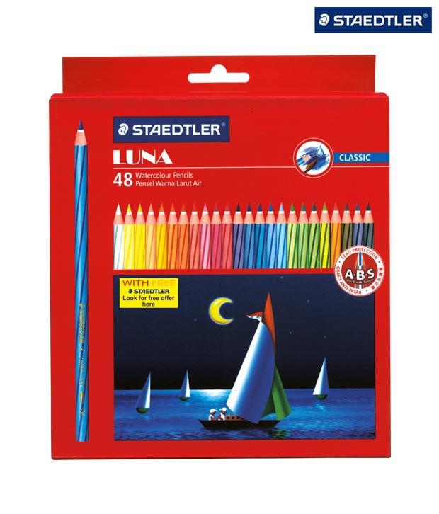 Staedtler Water Colors 3