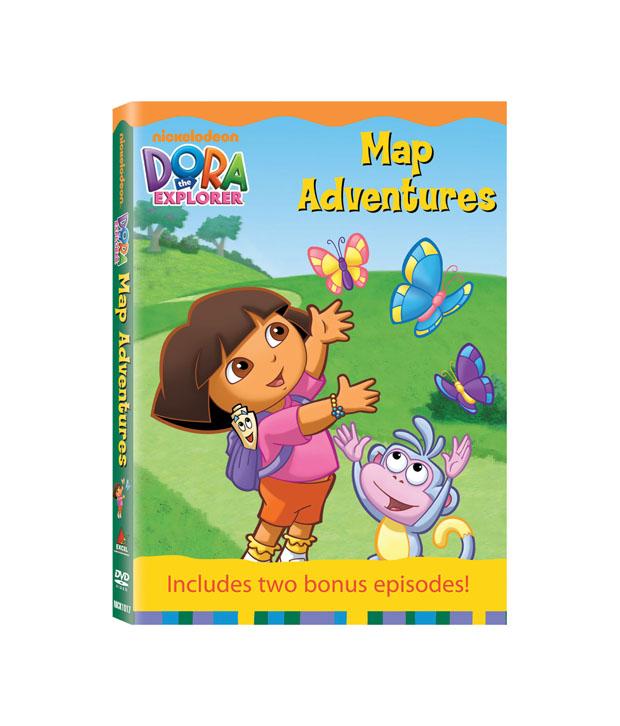 Dora The Explorer: Map Adventures new dvds - dtbittorrent
